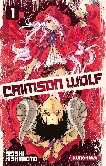 Crimson Wolf 2012 Seishi Kishimoto. All Rights Reserved