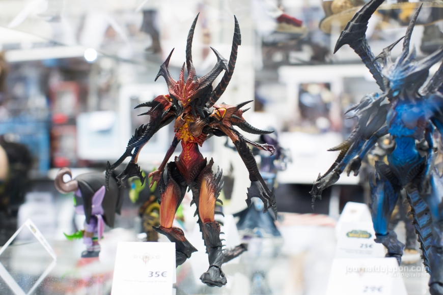 Stands Japan Expo 2015 : Japan expo stands et ambiance journaldujapon