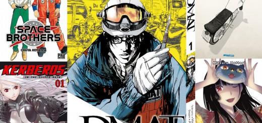 Manga Selection 2013 octobre