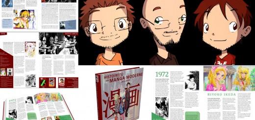 L'histoire du manga