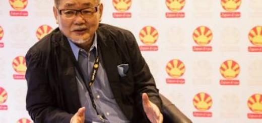 Ippei Kuri Japan Expo Interview