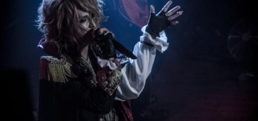 Kamijo Interivew Live-report Japan Expo 2014