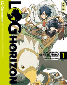 Log Horizon 1 - Kana