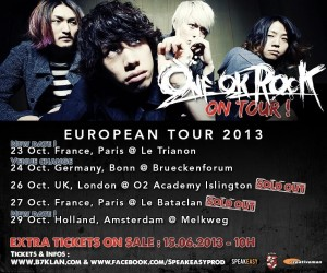 ONE OK ROCK 2013