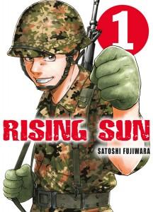 Rising Sun 1 - Komikku