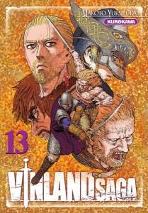 Vinland Saga 13 - Kurokawa