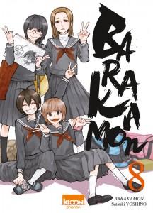 Barakamon 8 - Ki-oon