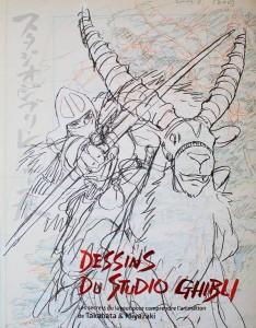 Dessins du studio Ghibli - Art Ludique