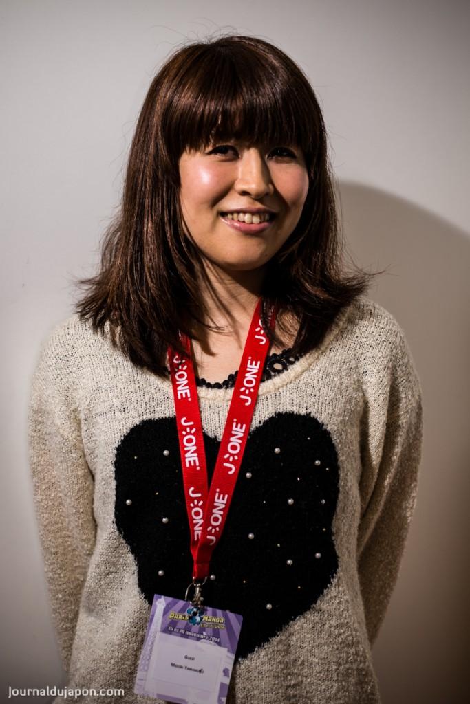 Midori Yamamoto- Photo Pascal Voglimacci © journaldujapon.com