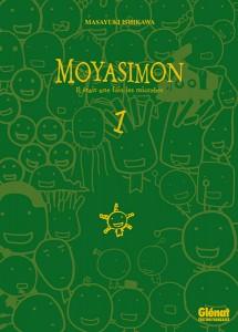 Moyasimon - Glenat