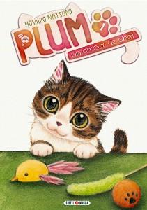 Plum - Soleil Manga