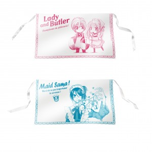 Tabliers Maid Sama - Lady and Butler