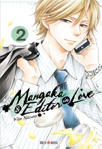 Mangaka & Editor in Love 2 - Soleil