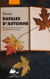 Rafales d'automne - Philippe Picquier