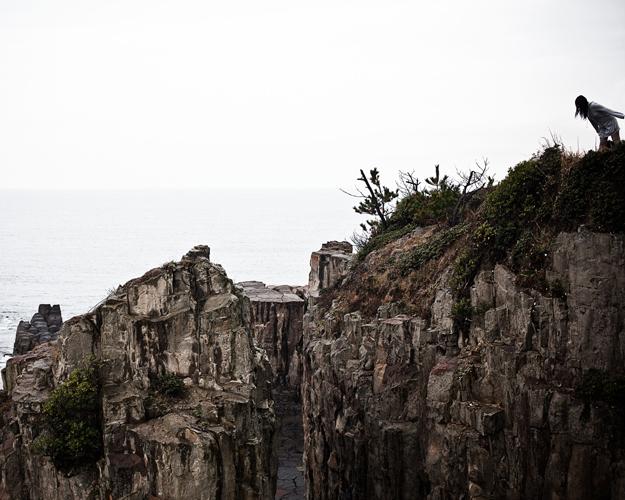Les falaises de Tojimbo ©Stéphane REMAEL