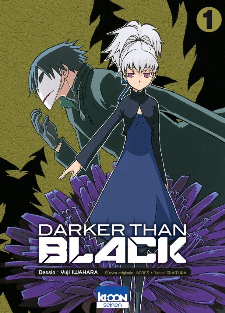Darker Than Black tome 1
