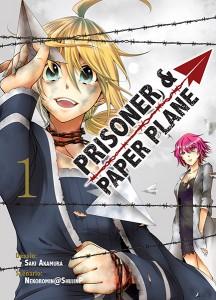 Prisoner and paper plane