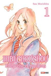 Hibi Chouchou - Edelweiss & Papillons
