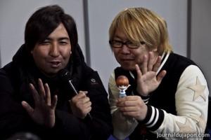 Sushio & Hiromi Wakabayashi