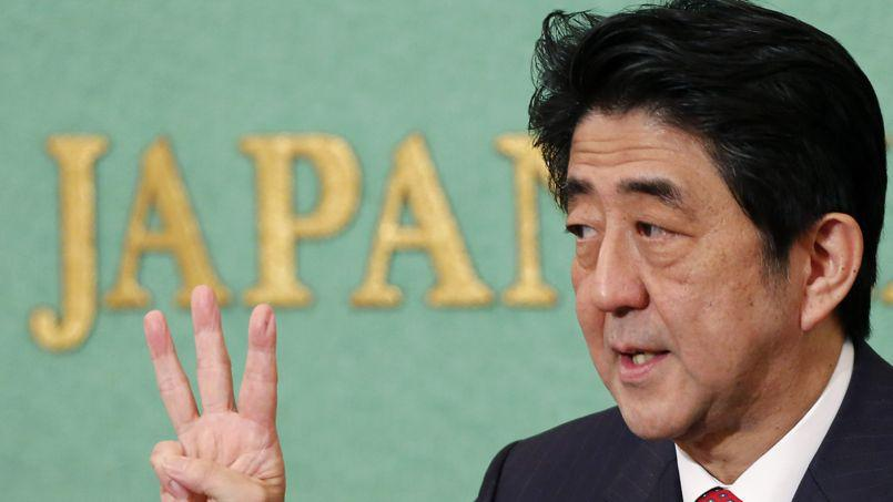 Shinzo Abe 3 flèches