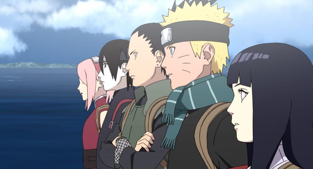 Naruto Equipe