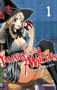 Yamda kun & 7 Witches