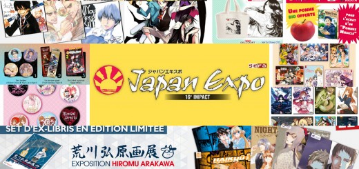 Goodies Japan Expo 2015