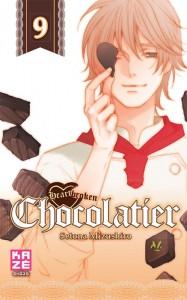 Heartbroken Chocolatier 9 - Kaze Manga