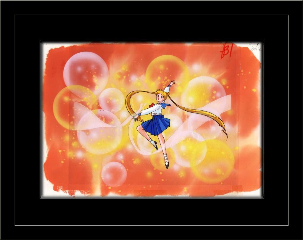 Sailor Moon R - Générique © Toei Animation