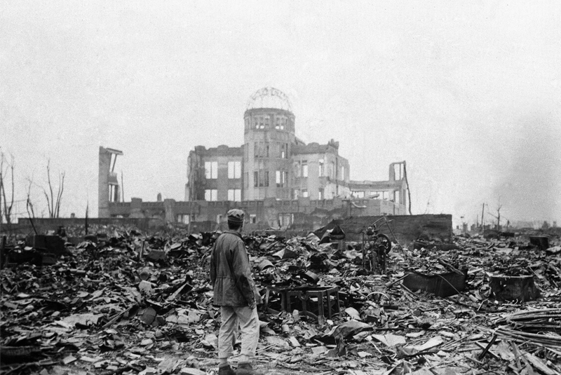 Hiroshima - Août 1945