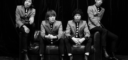 THE BAWDIES Portrait 001