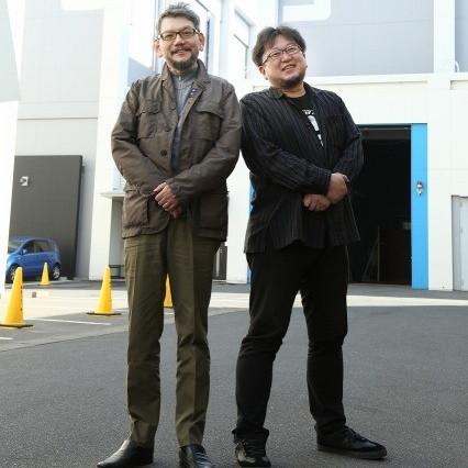 Hideaki Anno et Shinji Higuchi en charge du prochain Godzilla de la Toho.