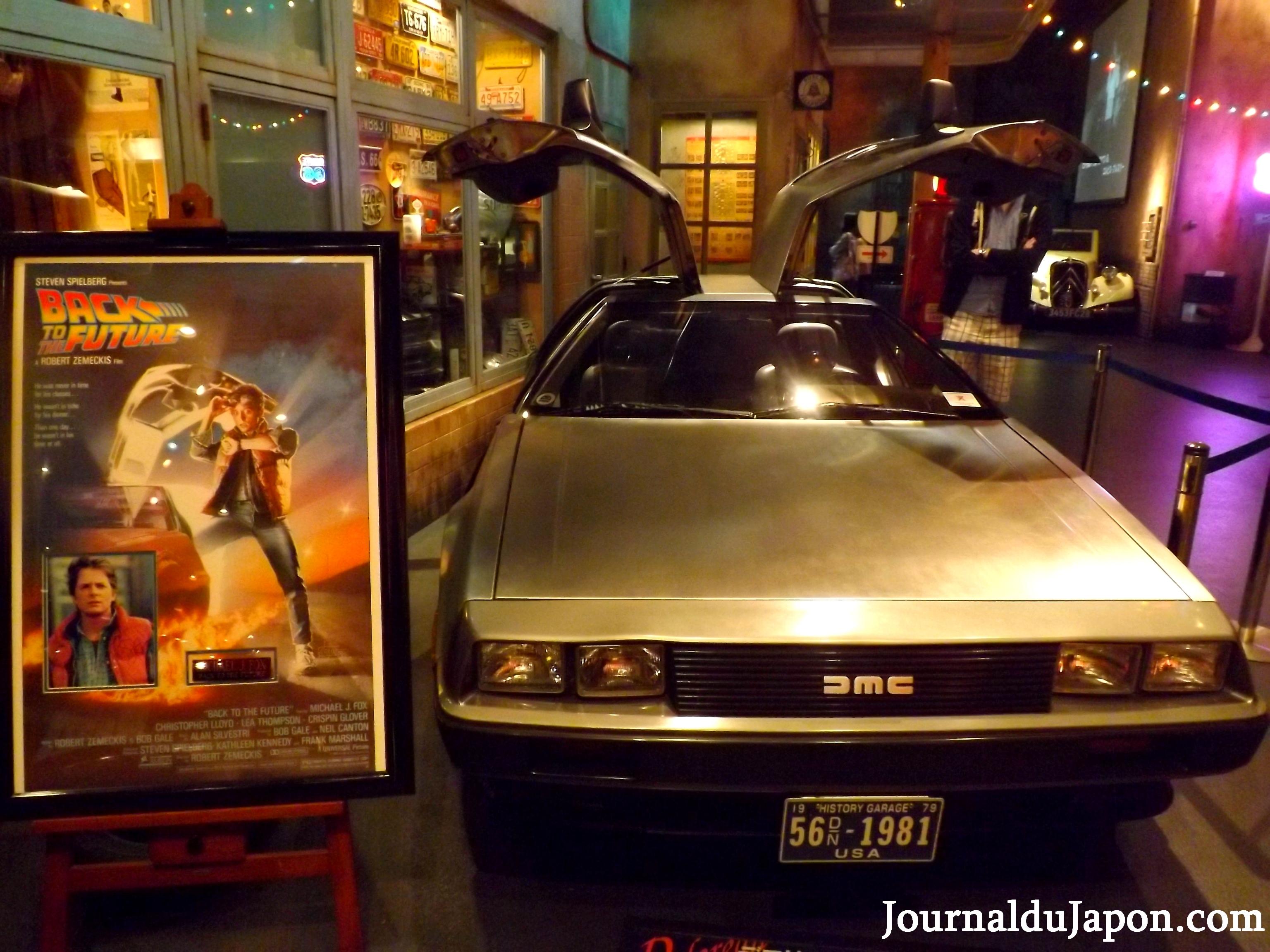 Musée auto Odaiba