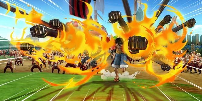 Pirate Warriors 3 - Kizuna Rush