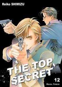 The Top Secret 12 - Tonkam