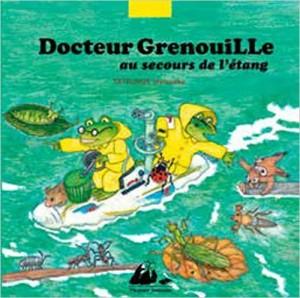livre docteur grenouille