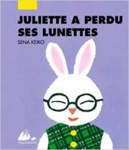 livre juliette a perdu ses lunettes