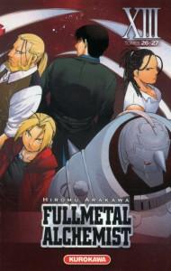 Fullmetal Alchemist 13 - Kurokawa