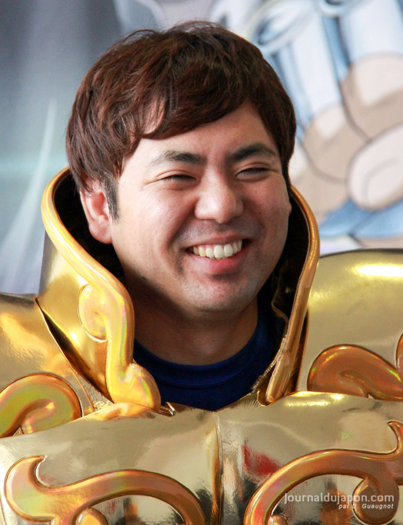 Ryo Mito - Photo D.Gueugnot © Journaldujapon.com/ Tous droits réservés