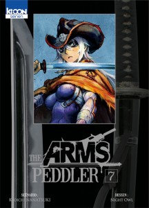 The Arms Peddler 7 - Ki-oon