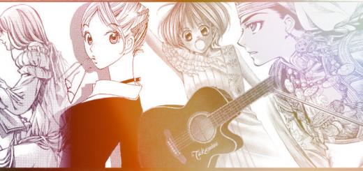 Manga Femmes