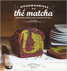 Gourmandises au thé Matcha