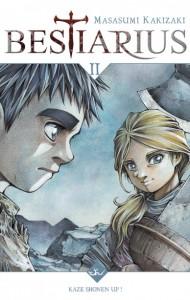Bestiarius 2 - Kaze Manga