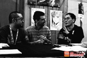 Dai Sato Paris Manga 2010