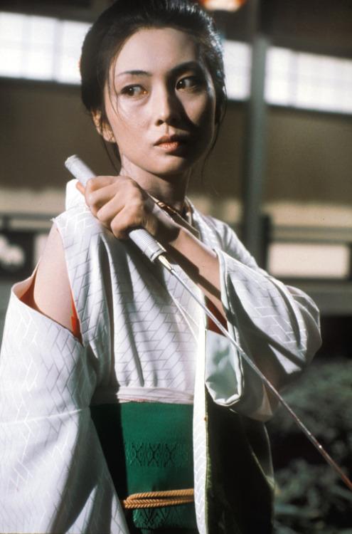 Meiko Kaji est Lady Snowblood