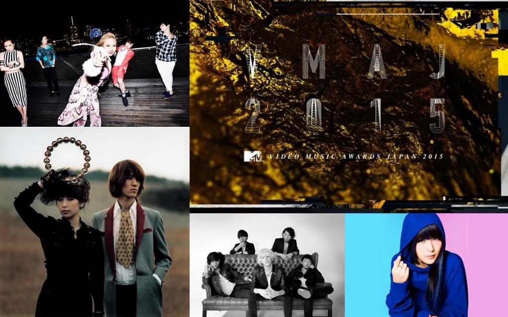 MTV VMAJ 2015
