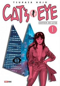 Cat's eye - Nouvelle édition