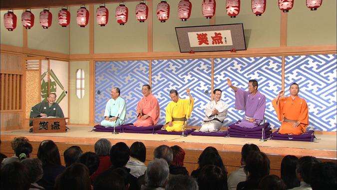 Shôten, l'émission qui leur a fait découvrir le rakugo