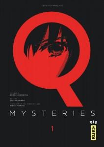 Q Mysteries 1 - Kana