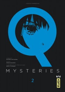 Q Mysteries 2 - Kana